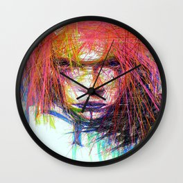 Standout Look Wall Clock