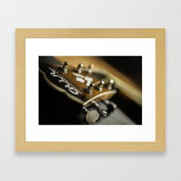 My guitar Framed Art Print