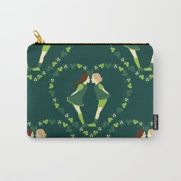 Kiss me I'm Irish Carry-All Pouch