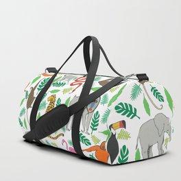 Jungle Duffle Bag