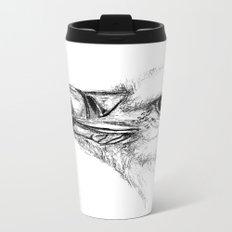 Vulture Metal Travel Mug