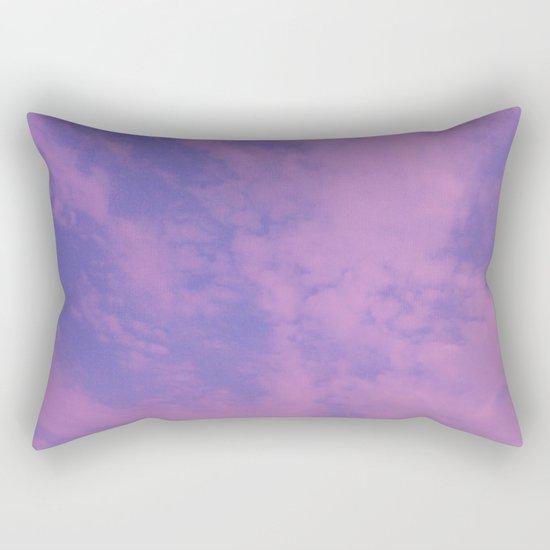 PINK CLOUDS   Rectangular Pillow