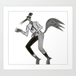 We Can Dance (If You Want To) Art Print