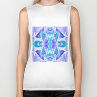 crystal Biker Tanks featuring Crystal by Cs025