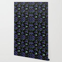 The Night Garden III Pattern Wallpaper
