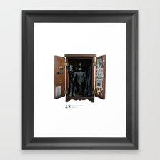 One Sixth Custom Action Figure Toy 08 Framed Art Print