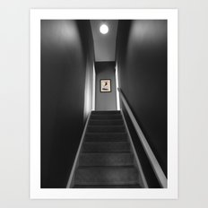 The Hall Art Print
