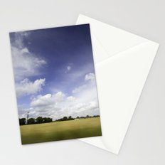 It's all just a crazy blur to me Stationery Cards