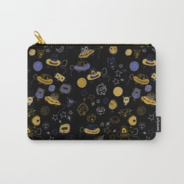 Don't be blue, we are all a little alien Carry-All Pouch