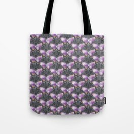 Bats & Butterflies Tote Bag