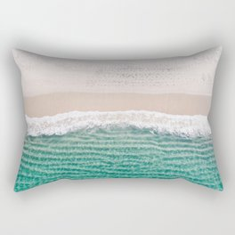 La Plage Rectangular Pillow