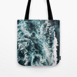 Green Seas, Yes Please Tote Bag