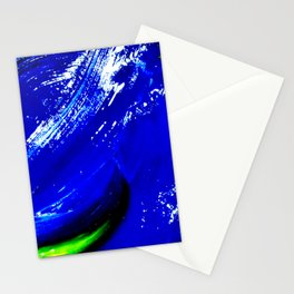 The sky is always more blue Stationery Cards
