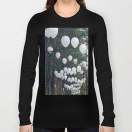 Romantic Forest Long Sleeve T-shirt