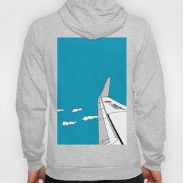 Airplane Wing Hoody