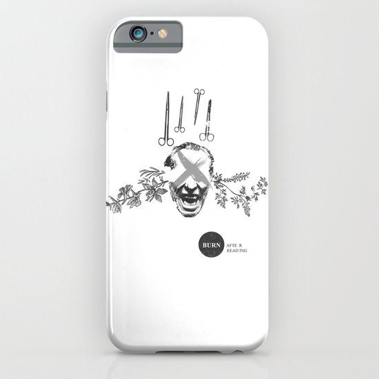 Burn After Reading | Collage iPhone & iPod Case