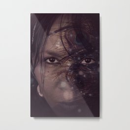 The Seeker _ The Initiation Metal Print