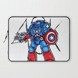 Cap'n Warhammer Laptop Sleeve