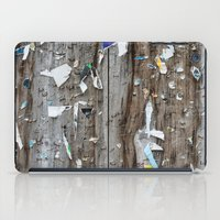 posters iPad Cases featuring Posters by jmdphoto