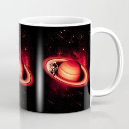 SATURN SKATING Coffee Mug
