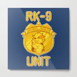 RK-9 Metal Print