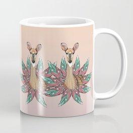 Deer Totem Coffee Mug