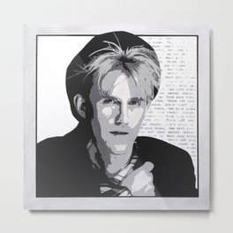 Howard Jones - New Song Metal Print