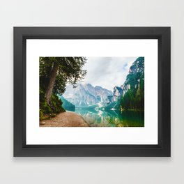 The Place To Be II Framed Art Print