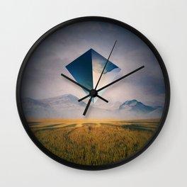 Point Wall Clock