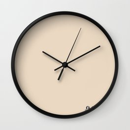 Joann Wall Clock