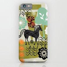 magical horse garden Slim Case iPhone 6s
