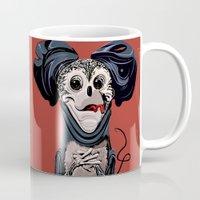 mickey Mugs featuring Creepy Mickey by tshirtsz