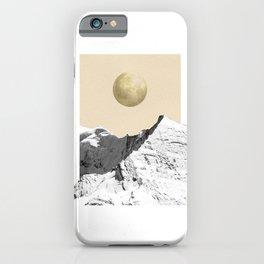 Mountain 11 iPhone Case