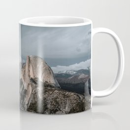 Yosemite's Half Dome Coffee Mug