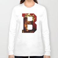 brooklyn Long Sleeve T-shirts featuring BROOKLYN by Tiffany Pham