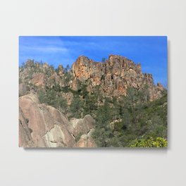 Pinnacles National Park Metal Print