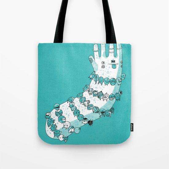 Bracelets Tote Bag
