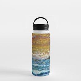 """Somewhere Sunset"" Water Bottle"