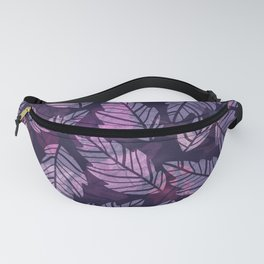 Colorful leaves II Fanny Pack