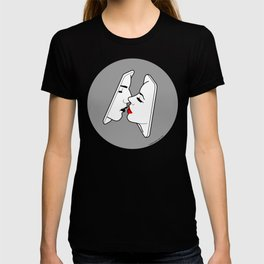 Smart kiss T-shirt