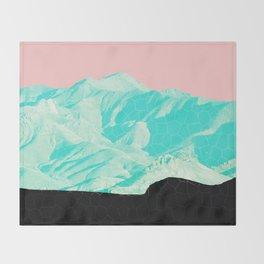 Mint Throw Blanket