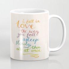 All At Once Mug