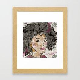 Power to the Observer Framed Art Print