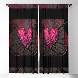 Elysium 2d by Kathy Morton Stanion Blackout Curtain