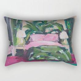 Golden Girls, Blanche's Boudoir Rectangular Pillow