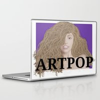 artpop Laptop & iPad Skins featuring ArtPOP. by A.S.M Designs