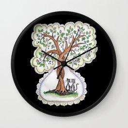 Remedy II Wall Clock