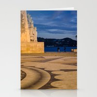 portugal Stationery Cards featuring Portugal by Sébastien BOUVIER