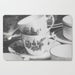 Tea time Cutting Board