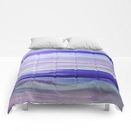 Purple Mountains' Majesty Comforters